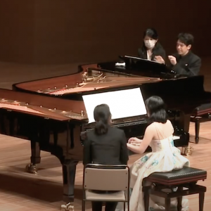 上原彩子・中野翔太・金子三勇士 (3台ピアノ)<br>ラヴェル:《ボレロ》 画像
