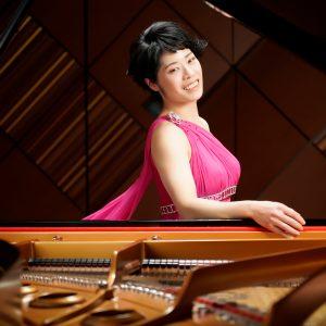 ピアニスト上原彩子が音楽と向き合うとき 画像