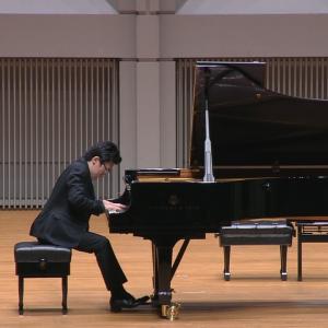 中野翔太(ピアノ)<br> ベートーヴェン:ピアノ・ソナタ第23番 へ短調 Op. 57「熱情」第3楽章 画像