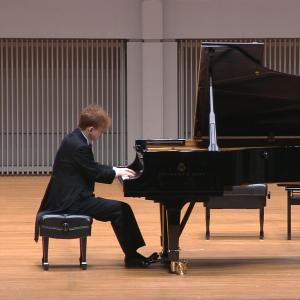及川浩治(ピアノ)<br> ベートーヴェン:ピアノ・ソナタ第14番 嬰ハ短調 Op. 27-2「月光」第1楽章~第3楽章 画像