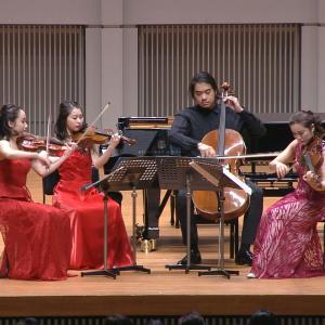 カルテット・アマービレ<br> ベートーヴェン:弦楽四重奏曲第8番 ホ短調 Op. 59-2「ラズモフスキー第2番」第4楽章 画像